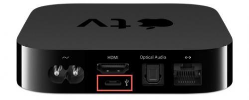 Apple TV USB
