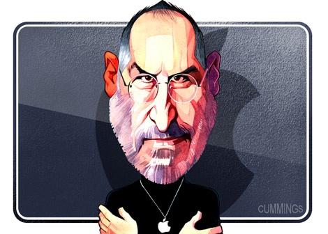 Steve Jobs kåret til Årets Person