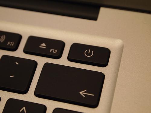 Skjermen på MacBook Air 13
