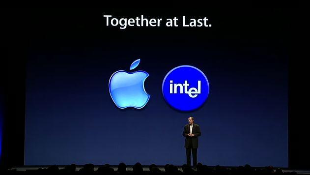 Apple og Intel