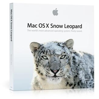 Snow Leopard tilbake i Apple Store