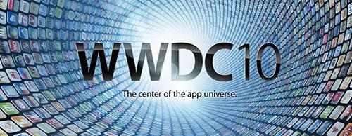 Steve Jobs åpner WWDC 2010