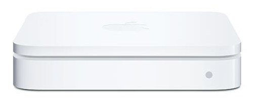 Airport Extreme og Time Capsule med A5?