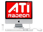 ATI Raedon iMac problemer