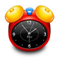 Vekkeklokke til Mac