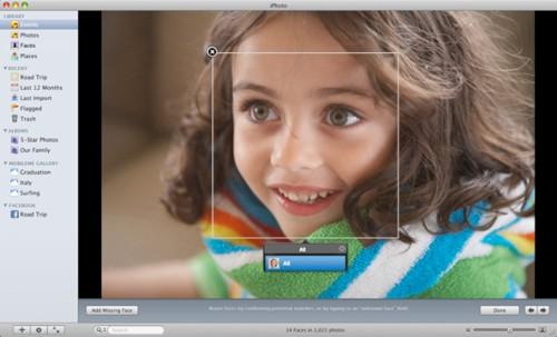 Apple satser på ansiktsgjenkjenning