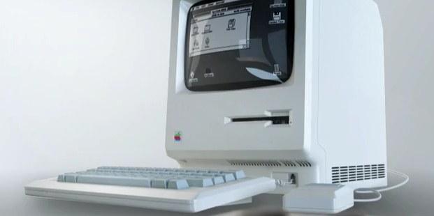 Apples design gjennom historien