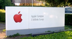 Apple kjøper HPs kontorer