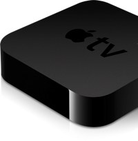 Apple TV oppdatertt