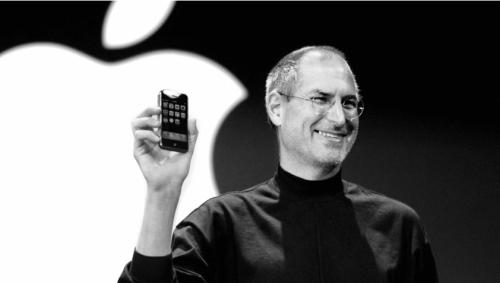 Apple minnes Steve Jobs