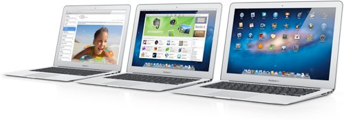 Apple lanserer ny MacBook Air