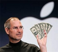 Oppkjøpsrykter rundt Apple
