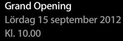 Apples første skandinaviske butikk åpner neste uke