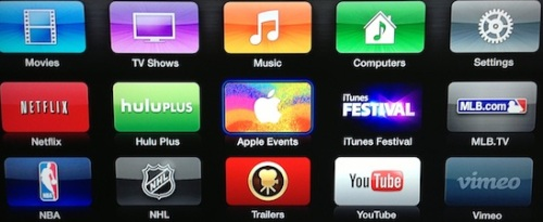 Apple streamer kveldens event på Apple TV