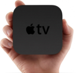 Apple TV oppdateres