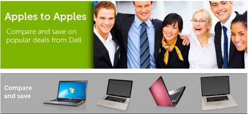 Apple vs. Dell