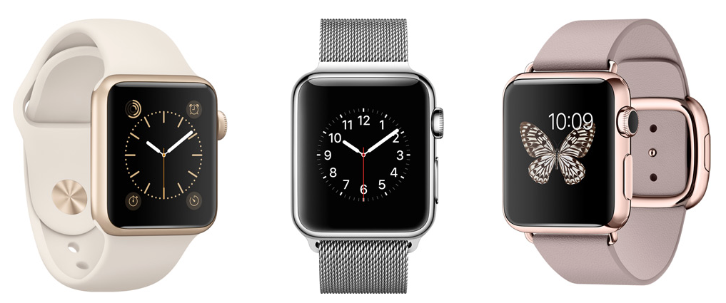 Apple Watch 9. oktober