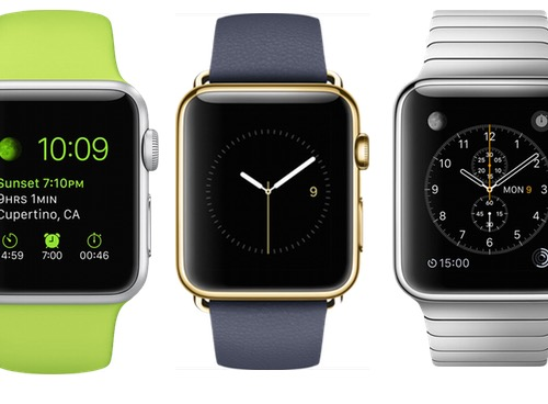 Apple Watch kommer 24. april, men ikke til Norge