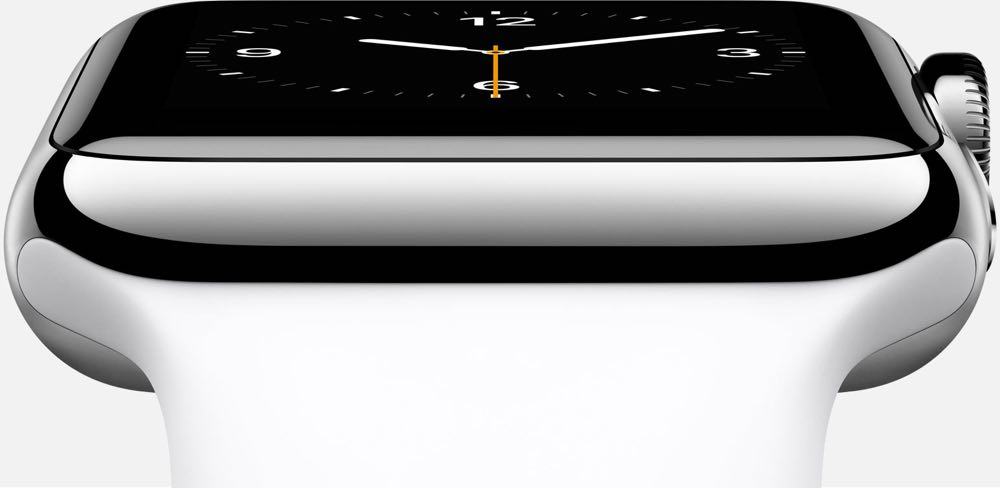 Apple Watch lanseres våren