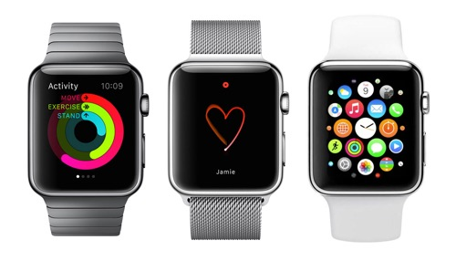 Apple oppdaterer Apple Watch OS