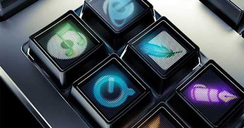 Apple patenterer nytt tastatur