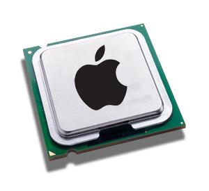 Apple utvikler egne prosessorer?