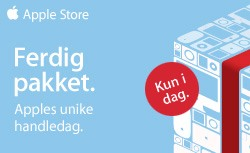 Apples store salgsdag