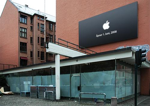 Apple Store åpner i Norge