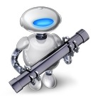 Import av bilder med Image Capture og Automator
