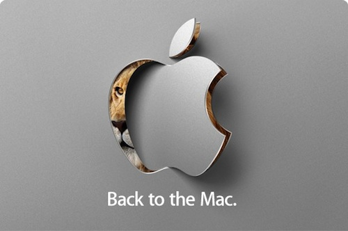 Back to Mac