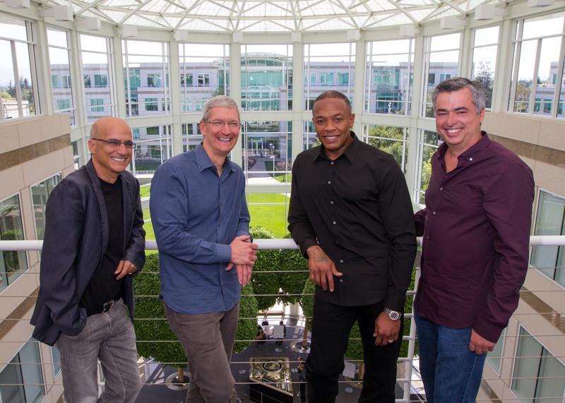 Apple kjøper Beats