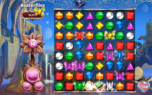 Bejeweled 3 til Mac