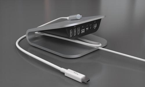 Belkin viser fram Thunderbolt-hub | Mac1.no