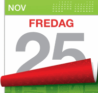 Apple arrangerer Black Friday salg på fredag