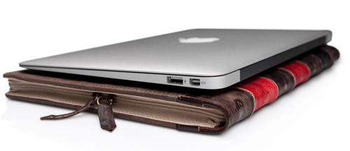 Nå kan du beskytte din MacBook Air i en bok