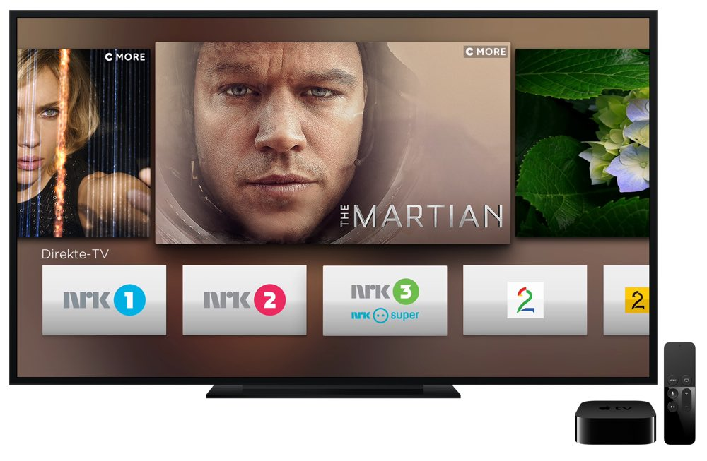 Canal Digital lanserer på Apple TV