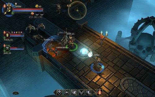 Dungeon Hunter: Alliance i Mac App Store