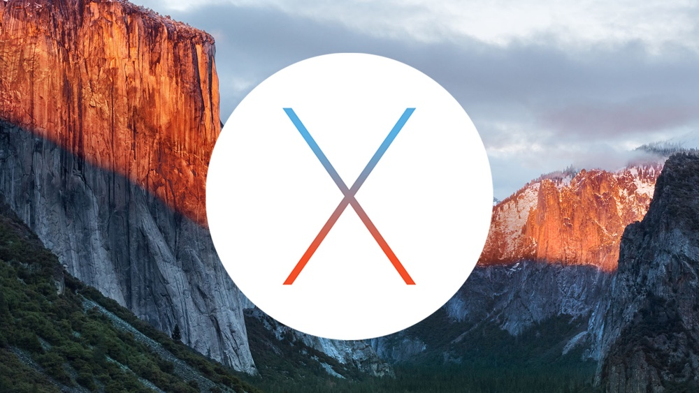 Apple oppdaterer El Capitan