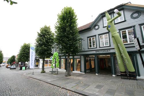 Eplehuset åpent i Stavanger