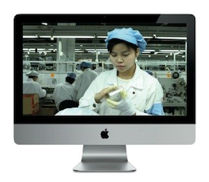 Apple bedriver barnearbeid?