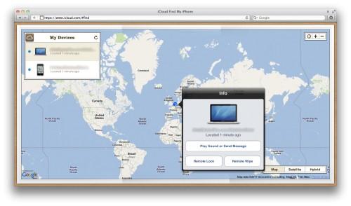 Find My Mac er blant nyhetene i iCloud