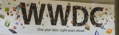 Første bilder fra WWDC