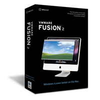 VMware Fusion 2 lansert