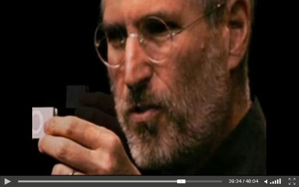 Steve Jobs Game changer