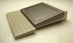 Gammel Apple tablet