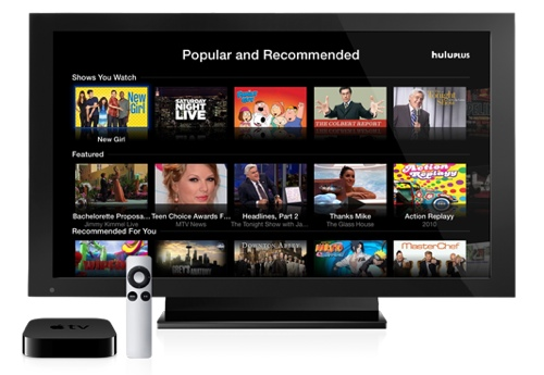 Apple TV får Hulu Plus