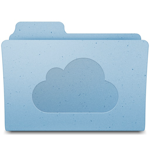 iCloud mappe