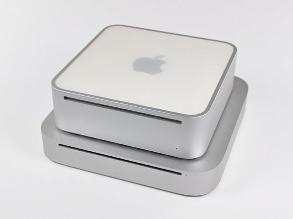 Mac mini i deler