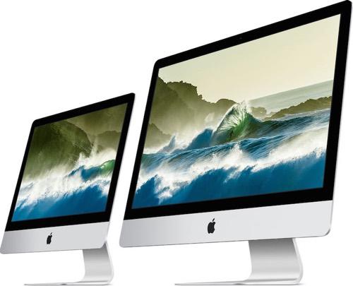 Apple oppdaterer iMac