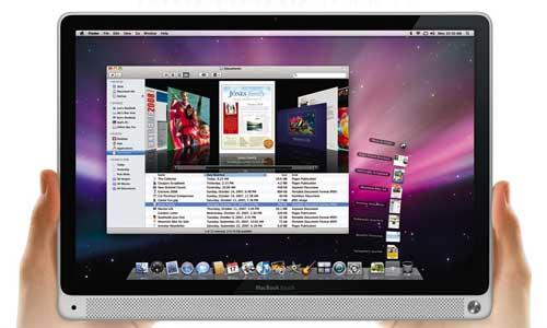 Ny ultra-portabel Macbook rett rundt hjørnet
